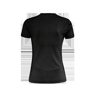 COVOS dames shirt Marion zwart back