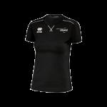 COVOS dames shirt Marion zwart front